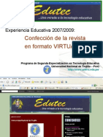Revista Edutec Virtual II