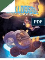 Bulldogs! - Galileo Games - FATE Edition - Core Rulebook