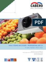 Cabero CH Evaporator Catalogue