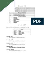 04) 15-04-2011 - Comandos DML