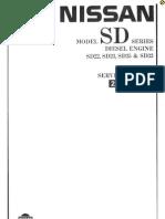 Manual de Taller Nissan Diesel Engines SD22-SD23-SD25-SD33