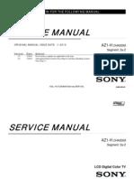 Sony Kdl-40-52nx803 Ch Az1h