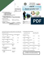 2nd PT Math 6