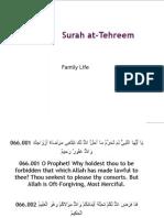 Surah at Tehreem