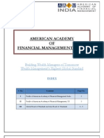 American Academy of Financial Management India