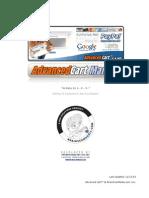 Advanced Cart Manual