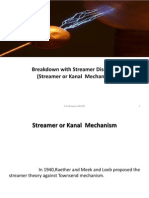 k Streamer Theory