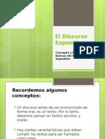 El Discurso Expositivo Macroestructura