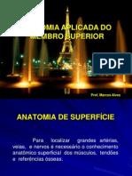 Anatomia Aplicada Do Membro Superior - Dr. Marcos Alves 26.03