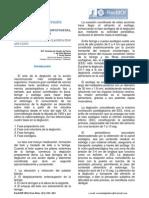 Disfagia, Etiopatologenia, Clasificacion y Clinica
