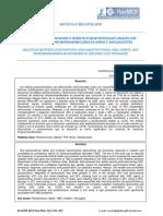 relación de disfunciones y habitos parafuncionales orales con trastornos temporomandibulares en niños y adolescentes