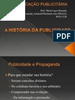 02 UNIDADE I - História da Publicidade
