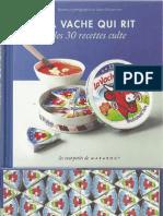 Cuisine - La Vache Qui Rit - Les 30 Recettes Culte