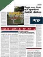 Massimo Lazzari - Recensione Centogiorni