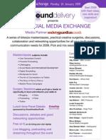 Social Media Exchange 26th Jan Update