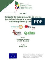 IImodulo de Implementacion de Viveros Ha Promotores