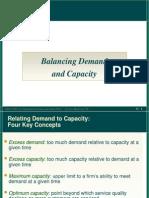 6. Managing Demand Capacity