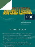 Presentacion de Bioseguridad