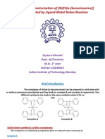 Synthesis and Characterization of [Ni(IV)α-