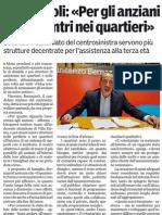 Le proposte per il welfare-Gazzetta di Parma-15/04/12