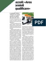 La riqualificazione dell'area Ex Bormioli-Gazzetta di Parma-09/04/12