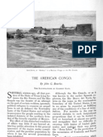 """The American Congo"" by John G. Bourke (1894)"