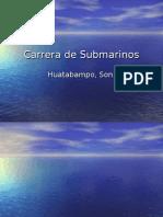 Carrera de Submarinos