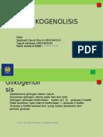 GLIKOGENOLISIS
