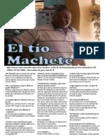 Entrevista al tío Machete
