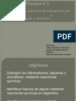 Practica 4 de Bioorganica