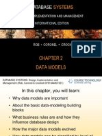 Ch2 Data Models