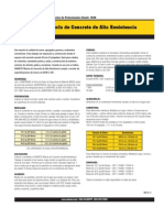 HSConcrete Mix_Spanish Tech Data 2-11