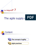 7_Agile Supply Chain