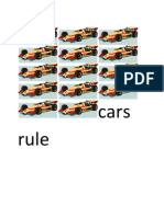 cars  rule
