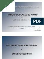 Placas de Apoyo V7