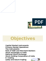 Introduction to Capital Markets- New