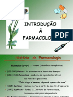 Introducao a Farmacologia