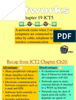 Ch 19 Networks