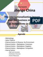 Challenge China Presentation