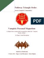 50978196 Vampiric Personal Magnetism