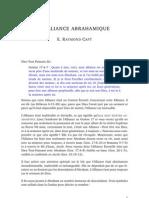 L Alliance Abrahamique E. Raymond Capt