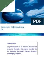 Globalizacion y Teorías de Comercio Internacional