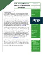 Fall 2010 NRLI Newsletter