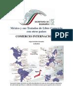 México y sus Tratados de Libre Comercio con otros países