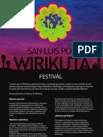 SAN LUIS POR WIRIKUTA