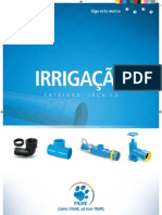 Catalogo Irrigacao