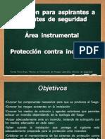 Proteccion Contra Incendios Seguridad Privada