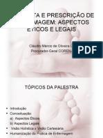 Consulta e Prescricao de Enfermagem Aspectos Eticos e Legais