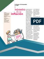 Termometro de La Inflacion