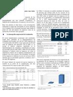 La industria en la economía del Ecuador una visión macro